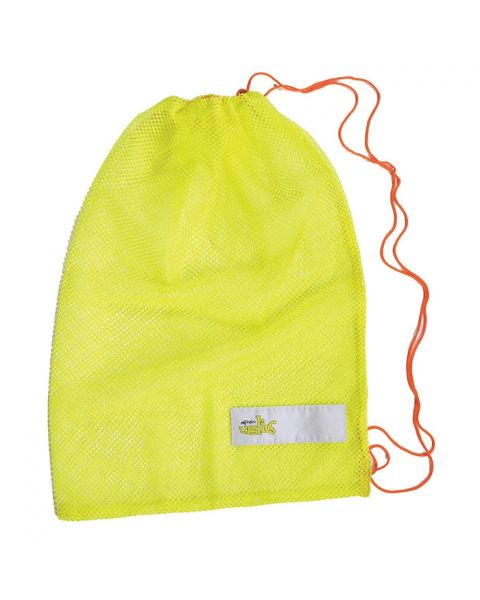 Dolfin Uglies Mesh Equipment Bag Yellow