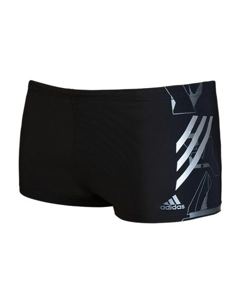 Adidas Menn Tech Aquashort Svømmeshorts - Sort