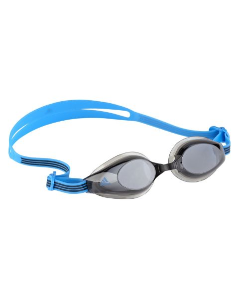 Adidas Aquastorm Goggles Black / Smoke / Shock Blue