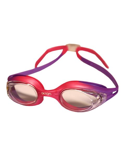 Akron Dolphin Junior Goggle - Pink
