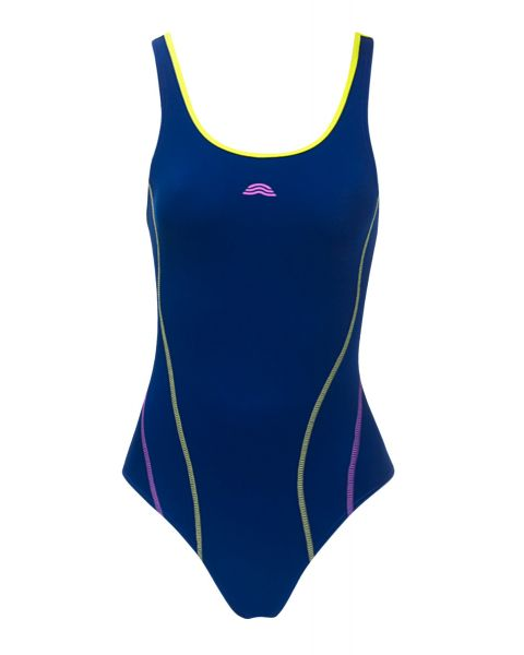 Aquarapid Womens Annike Swimsuit - Saltwater Navy