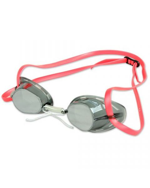 Aquafeel Shot Mirrored Goggles Red/Smoked/SilverAquafeel Shot Mirrored Goggles Red/Smoked/Silver
