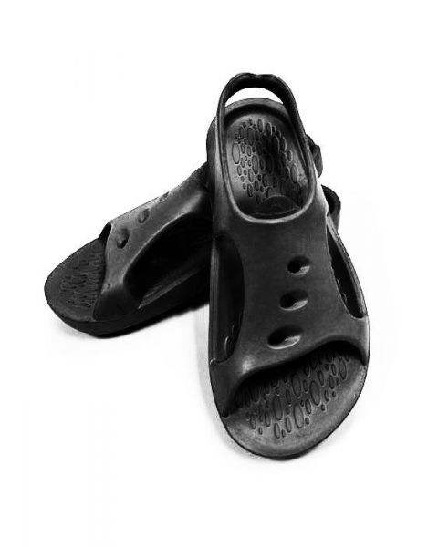 Aqua Sphere Junior Aqua Sandal Black