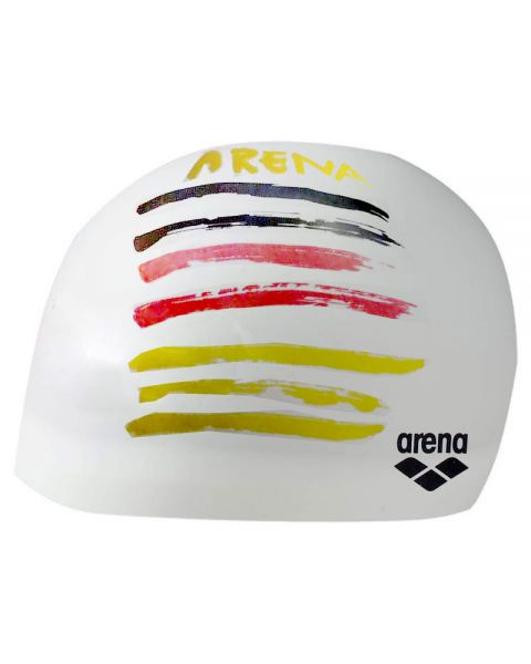 Arena Flags Germany Silicone Bonnet De Natation