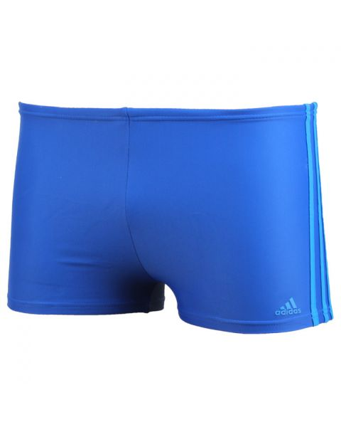 Adidas Junior 3-Stripes swim Boxer - Collegiate Royal Blue