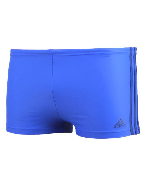 Adidas Boys 3-Stripes swim Boxer - Bold Blue