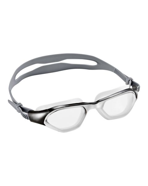 Adidas Persistar Un-Mirrored Goggles - Grey / White