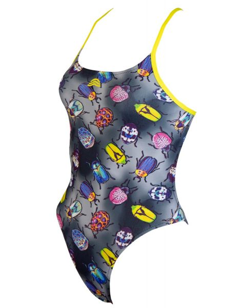 Aquarapid Girls Sirio Bugs Swimsuit