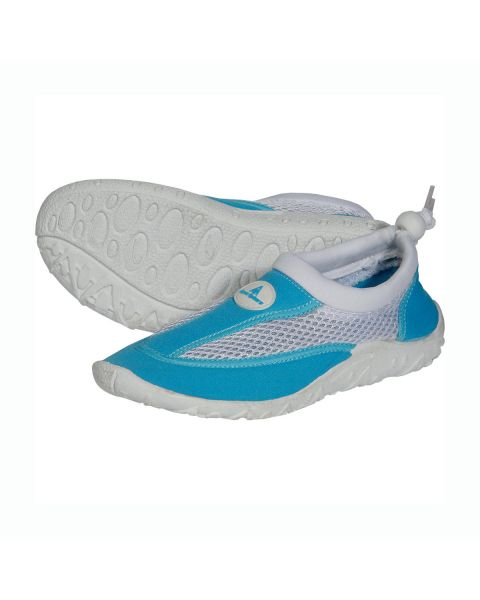 Aqua Sphere Junior Cancun Zapatillas Para Piscina - Turquesa