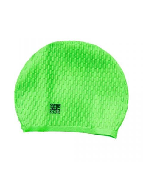 Swim Secure Swim Cap - Green