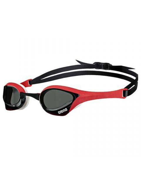 Arena Cobra Ultra Goggles Smoke / Red / White