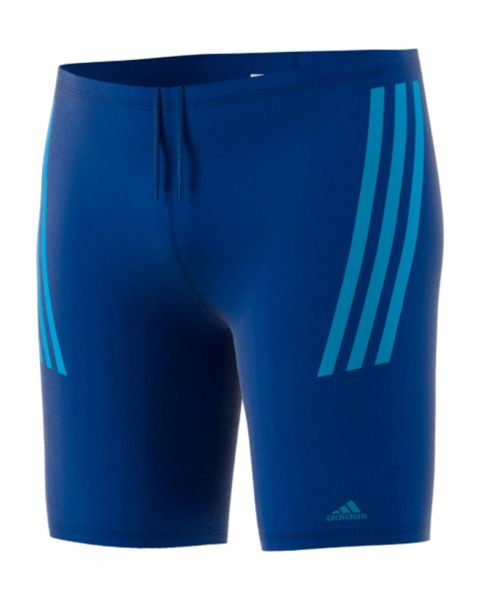 Adidas Men's Pro 3-Stripes Jammer - Blue
