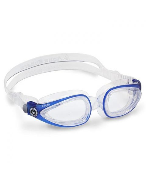 Aqua Sphere Eagle Prescription Goggles - Blue