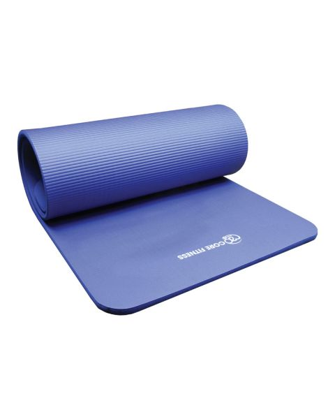 Fitness Mad Core-Fitness Plus Mat 15mm - Blue