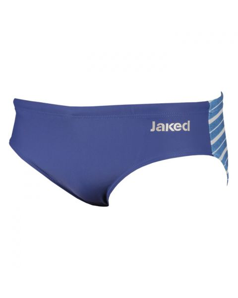 Jaked Mens Love Swim Briefs - Blue