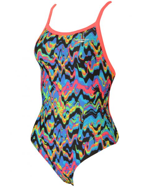 Finals Girls Fun House Swimsuit