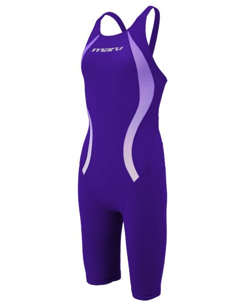 Maru Pulse Performance Kneesuit - Purple