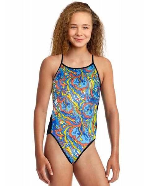 FunAqua Girls Alga Swimsuit