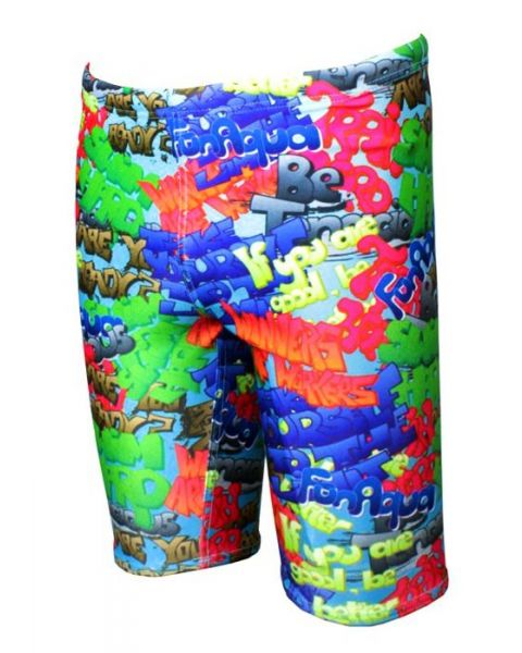 Funaqua Boys Graffiti Jammers Multi-Coloured