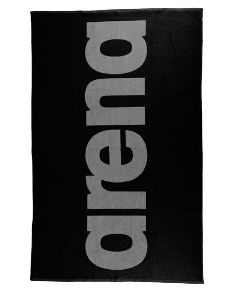 Arena Handy Towel - Black / Grey