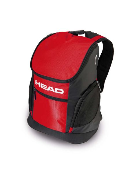 Head Training Backpack Black/Red