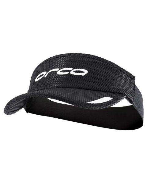 Orca Flexi-Fit Visor - Black