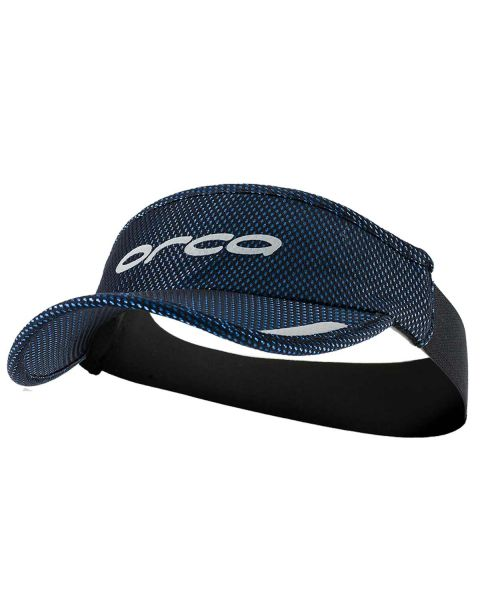 Orca Flexi-fit Visor - Blue / Black