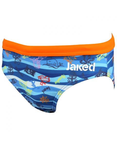 Jaked Boys Waves Swim Briefs