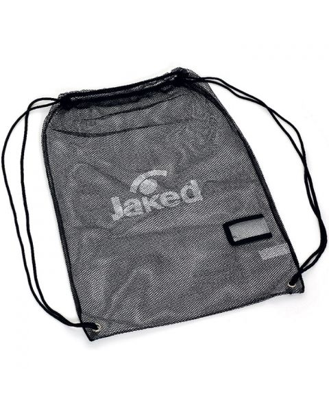 Jaked Tetris Mesh Bag Black