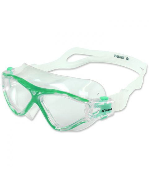 Jaked Dart Junior Goggle Green