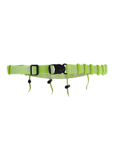 Orca Triathlon Race Belt - Neon Yellow