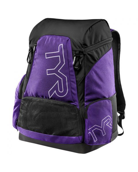TYR Alliance 45L Backpack Purple/Black