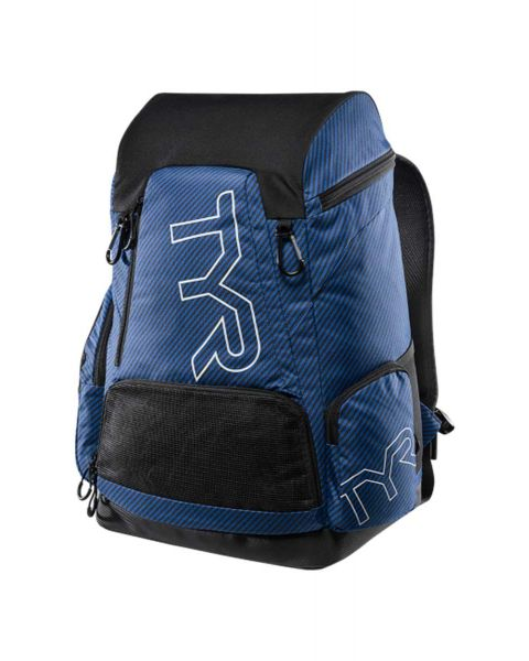 TYR Alliance 45L Backpack Team Carbon - Blue