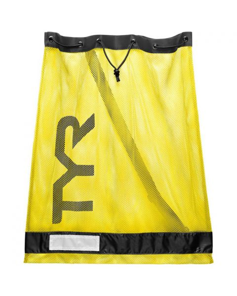 TYR Mesh Equipment Bag - Yellow