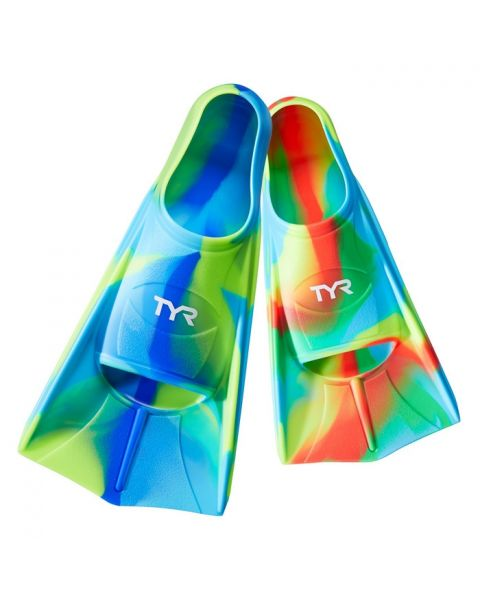 TYR Stryker Kids Silicone Fins