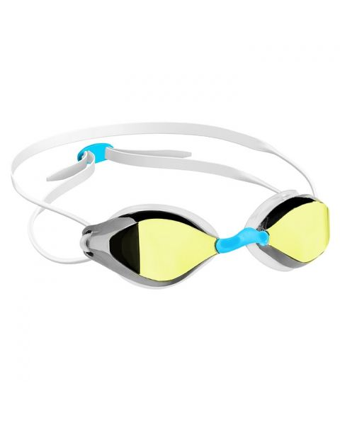 Mad Wave Vision II Rainbow Mirrored Goggles