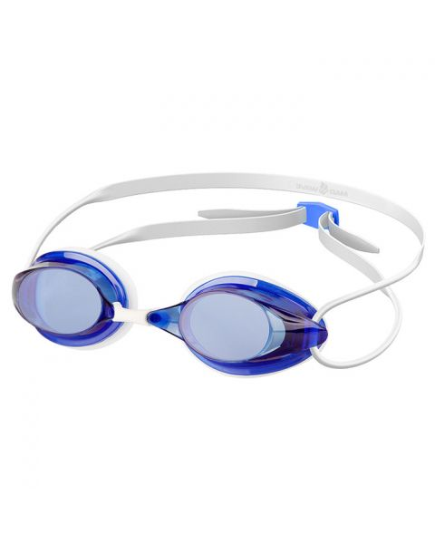 Mad Wave Streamline Goggles - Blue