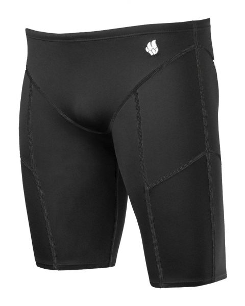 Mad Wave Mens Jammer PBT - Black