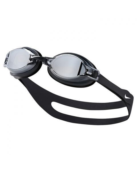 Nike Chrome Mirror Goggle - Black