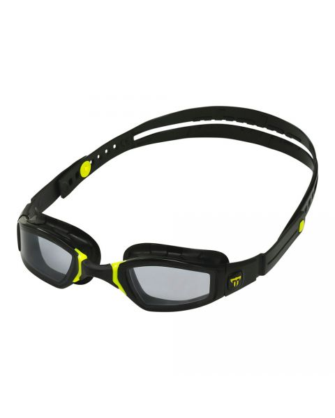 Phelps Ninja Smoked Lens Goggles - Black / Yellow