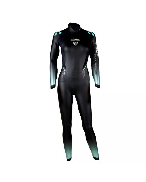 Phelps Damen Aquaskin Fullsuit