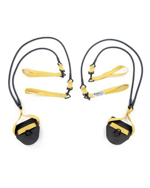 StrechCordz Breaststroke Machine - Yellow