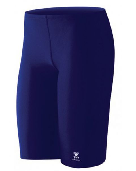 TYR Men's Durafast One Solid Jammer - Navy
