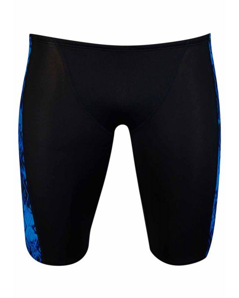 TYR Men's Glacial Performance Hero Jammer - Blue