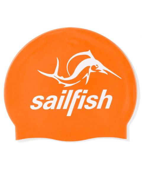Sailfish Silicone Cap - Orange