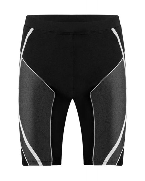 Phelps Men's Fast MP Jammer - Black/Grey