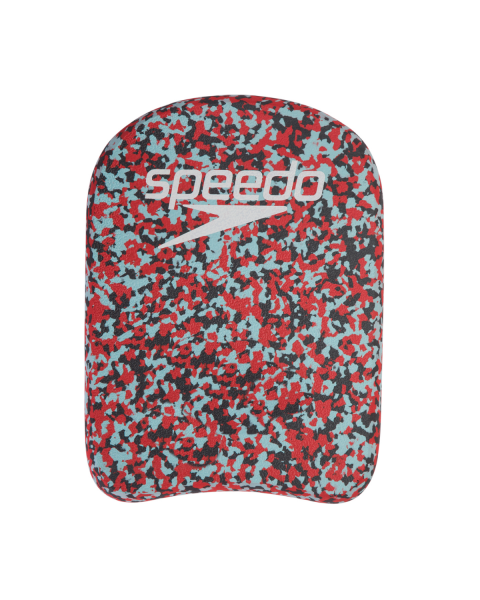 Speedo Kickboard Multi - Lava Red / Chilli Blue