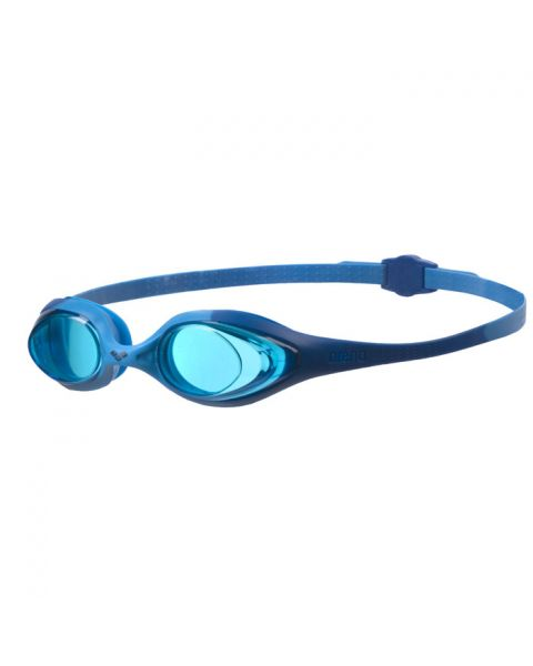 Arena Spider Junior Goggles - Blue / Light Blue / Blue