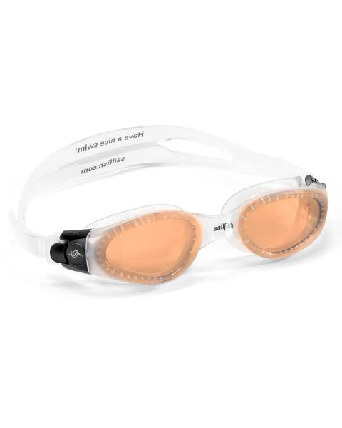 Sailfish Junior Swim Goggle Storm - Orange