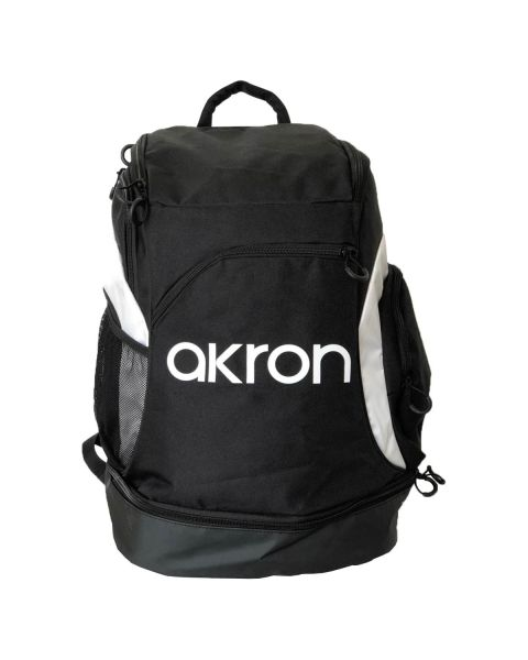 Akron Thunderbolt Backpack - Black/White